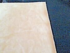 Vintage Gold Suede Upholstery Fabric Remnants Lot 42x52 58x34 16x22 58x36