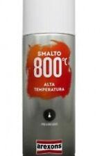 Bombe de peinture haute temperature 800°C Vernis transparent - 400ml