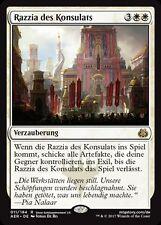 Consulate crackdown (redada del consulado) Aether revolt Magic
