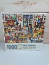 PUZZLE....JIGSAW.....SOLOMON....Over Yonder....1000 Pc...Sealed
