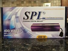 SPL Horticulture STB 1000 Hydroponic 400w Dimmable Digital Ballast