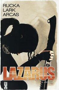 COMICS - LAZARUS, TOME 2 > ASCENSION / RUCKA, LARS, ARCAS, GLENAT