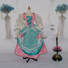 Mattel OUTFIT For BARBIE DOLL Inspired by the FASHIONS of the 1830's