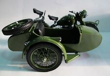 1:10 dealer edition changjiang 750 motorcycle diecast model rare
