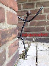 Tach auch Männchen, Begrüßung Deko Garten Skulptur Haus Wohnung  Metall Figur