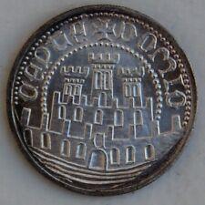 Portugal 500  Escudos 1983. XVII European Art Exhibition. UNC Silver Coin.