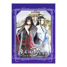 Chinese Anime Mo Dao Zu Shi 2 (2019) DVD Eng Sub