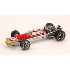 LOTUS 49B R.ATTWOOD 1969 N.2 4th MONACO GP 1:43 Quartzo Formula 1 Die Cast
