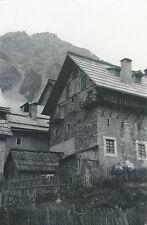 CERVIÈRES c. 1935 -  Chalet du Village  Hautes-Alpes  - DIV 6435