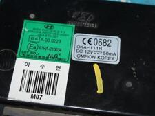 HYUNDAI TUCSON control unit lighting 95400-2E211