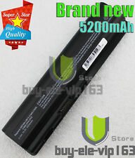 5200mAh Replacement Battery For HP HDX 16-1000 G50 G60 G61 G70 G71 series EV06