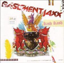 BASEMENT JAXX - Kish KASH NUEVO CD