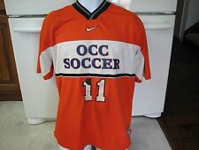 Orange Coast College Soccer Team game jersey Nike OCC Costa Mesa large