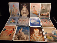 BRAND NEW SEALED! CECCOLI CARDS & BOOK ORACLE HIGHER ASK FOR GUIDANCE & ADVICE