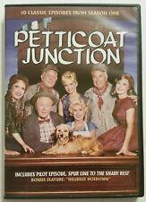 PETTICOAT JUNCTION 10 Classic Season 1 Episodes (DVD, 2007) *SHIPS FAST Mon-Sat!