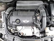 11 12 Mini Cooper S 1.6L Long Block Motor 40K Turbo Engine >2/12 R55 R56 R57 R60
