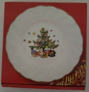 Nikko HAPPY HOLIDAYS Bread And Butter Plate