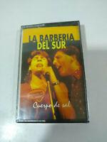La Barberia del Sur Cuerpo de Sal Exitos - Cinta Cassette Nueva