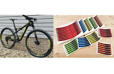 DECALS ADESIVI RUOTE CERCHI NOTUBES rims ZTR NEW CREST MK3 29 VERDE cannondale