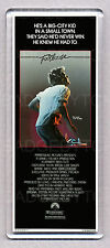 FOOTLOOSE movie poster 'WIDE' FRIDGE MAGNET - 80's CLASSIC!
