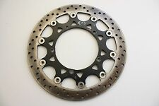 2010 YAMAHA R1 FRONT LEFT SIDE BRAKE DISC GENUINE