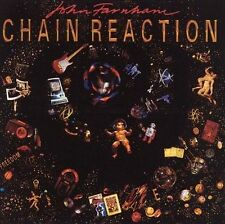 JOHN FARNHAM - Chain Reaction (CD, 1990, BMG International)