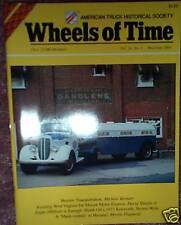 Propane transportation, Mack trucks in Cuba, ATHS