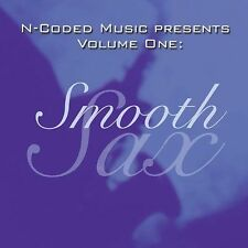 Smooth Sax Vol. 1 by Various Artists (CD, Music, Jazz, N-Coded Music, 2003) New