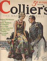 1930 Colliers May 31-Why Cops go wrong; Joffre's Paris