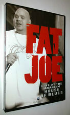 DVD FAT JOE - LIVE AT THE ANAHEIM - HOUSE OF BLUES 2005/2006