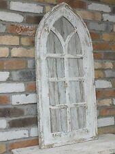 large rustic shabby chic indoor or outdoor garden mirror