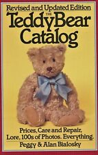 Antique Vintage Teddy Bears - Types Values Care Repair / Illustrated Book
