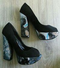 New Look Peep Toes Block Heels for Women