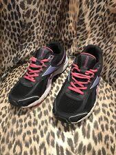 V48113 REEBOK RUNTONE BLACK PURP RUNNING WORKOUT TRAINER WOMENS 1AP501 SIZE 7.5