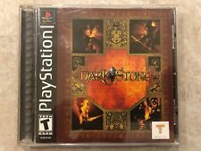 DarkStone ( Sony Playstation 1),PS1, Complete w/Case & Manual