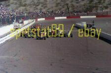 Vintage Sprint Car Race Negatives @ Phoenix PIR - Green Flag Racing 1696