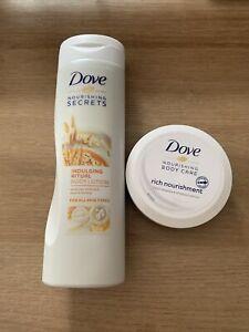 Dove Body Lotion Bundle New