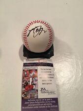 Madison Bumgarner Giants Auto Autographed Baseball Ball JSA Cert