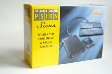 SOLID STATE DISK DRIVE (SSD) & MAINS ADAPTOR for Psion Siena / 3 Series