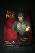 Sideshow Weta Lord Of The Rings Galadhrim Soldier Bust Lotr Sold Out #1380/2000