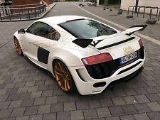 Dachspoiler Heck Spoiler für Audi R8 Coupe Spyder Heckflügel V8 V10 GT Plus DTM