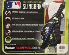 Franklin Multi-Purpose Slingbak Baseball Bag ~ 18.5� X 13� X 8� ~ New