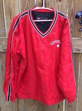 Steve & Barry's Men's Large Lifeguard Red Jacket L