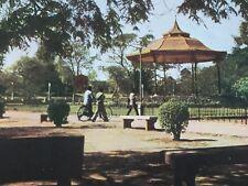 Vintage India Picture Postcard Cubbon Park Bangalore 25939