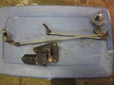 1999 Ford Mustang 4.6 2 valve wiper motor and arms