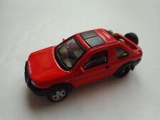 1/72 CARARAMA CLASSIC - RED LAND ROVER FREELANDER DIECAST MODEL CAR