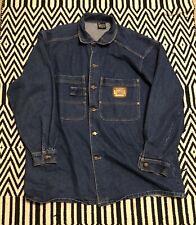 Vtg 90s Karl Kani Denim Shirt / Jacket Xl ~ Old School Hip Hop streetwear Tupac