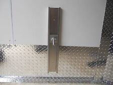SPARE TIRE MOUNT- FOR ENCLOSED TRAILER- SUPER HEAVY DUTY-WALL MOUNT