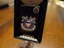 UNITED STATES COAST GUARD USCG 1790 ZIPPO LIGHTER MINT IN BOX 2014
