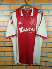 Ajax Amsterdam Jersey 2011 2012 Home XL Shirt V13898 Soccer Football Adidas